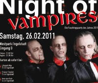 Night of Vampires, 2011
